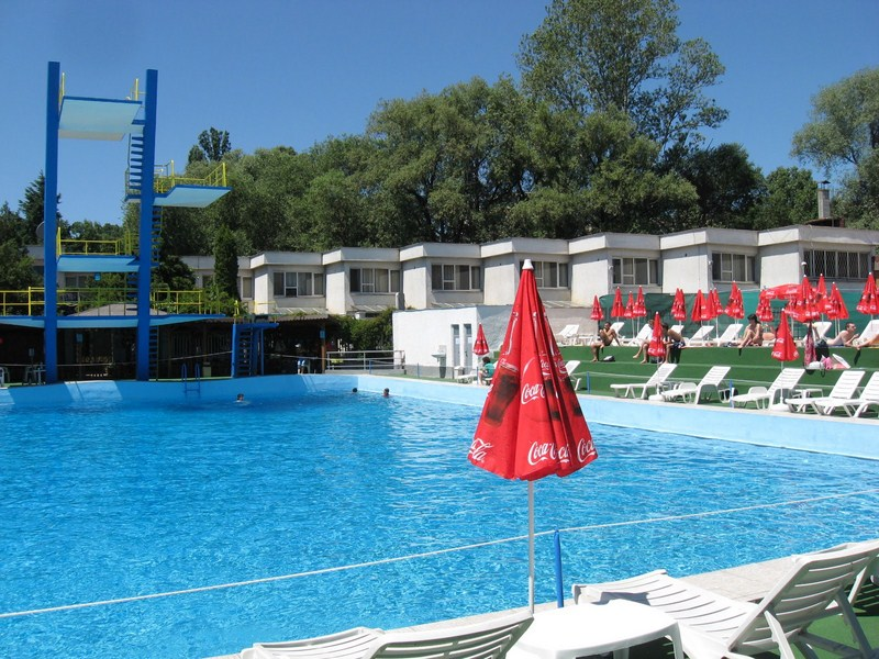 Spartak Swimming Complex