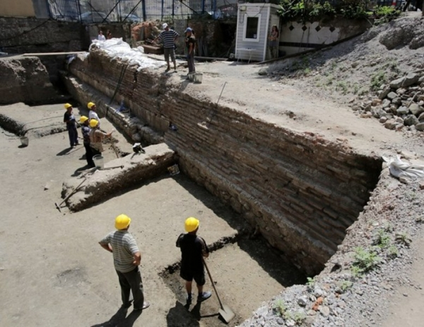 New Archaeological Site in Sofia Reveals the History of Ancient Serdica