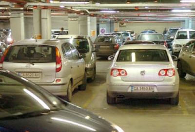 Parking in Sofia