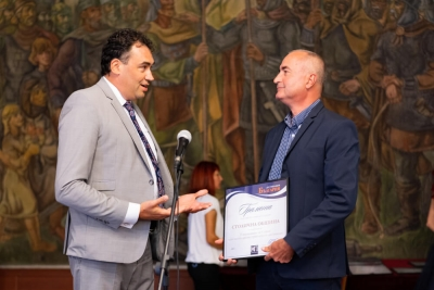 "Sofia Municipality was Distinguished for ""Establishing Sofia as a Year-Round Tourist Destination"""